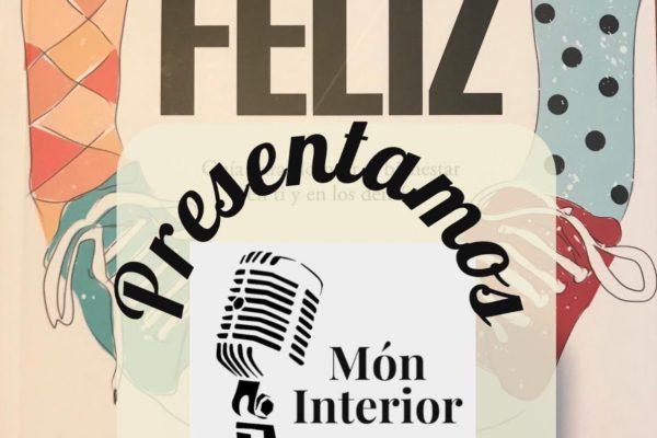 Presentación de «APRENDE A SER FELIZ» – Món Interior