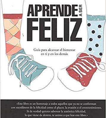 Presentación del libro «Aprende a ser feliz»