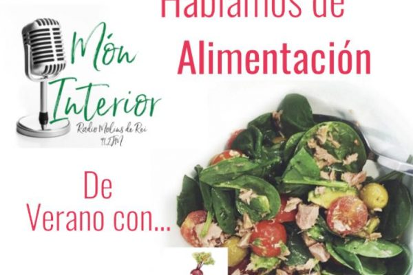 Alimentación en Verano – Món Interior